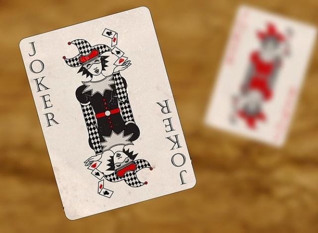 lá bài Joker, ý nghĩa lá bài Phăng Teo, lá bài Phăng Teo, cách bói bài, lá bài chú hề
