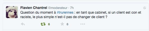 #TruRennes la conference recrutement rennes