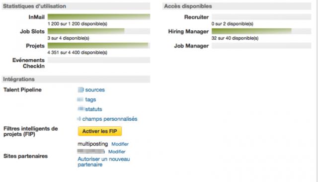 LinkedInRecruiterPanneauConfig