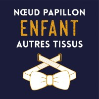 Kid bow tie - 2 to 8 years old - Le Colonel Moutarde