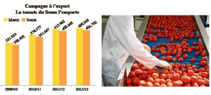 Fruits et légumes Pourquoi le Souss perd ses arguments