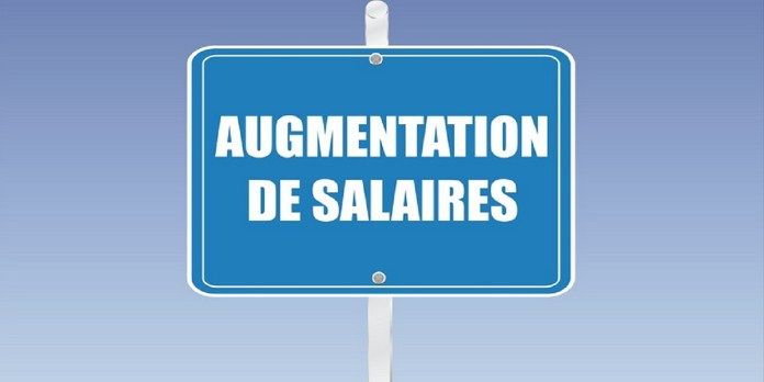 augmentations salariales