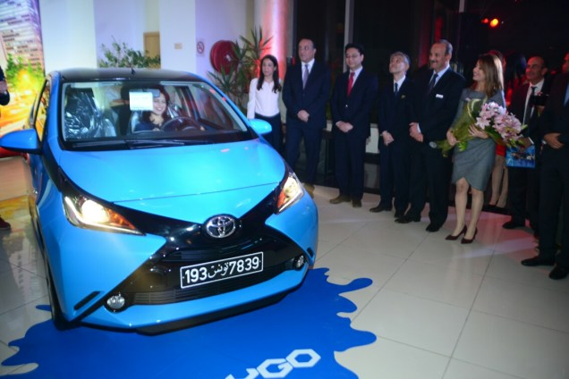 First Aygo