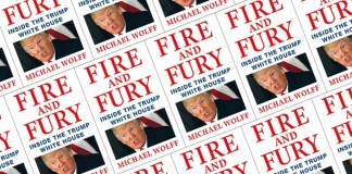 Trump Fire and Fury L'Economiste Maghrébin
