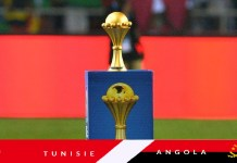 CAN 2019 Tunisie Angola