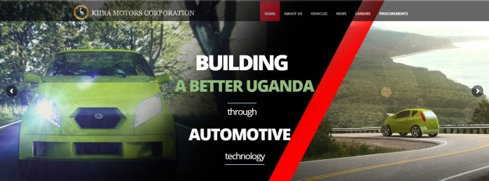Kiira Motors Corporation - ouganda