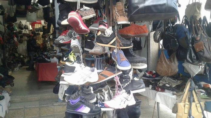 chaussures fripe