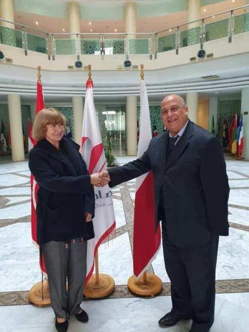 Tunisie-Pologne