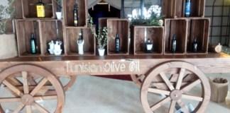 Huile d'olive conditionnée Tunisie
