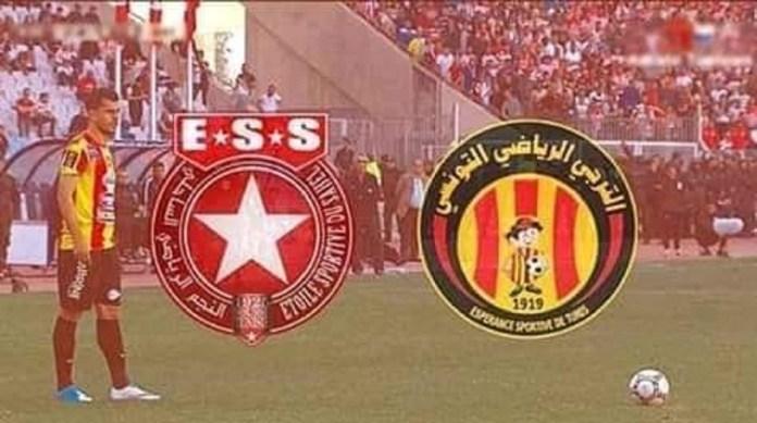 EST Tunis ES Sahel