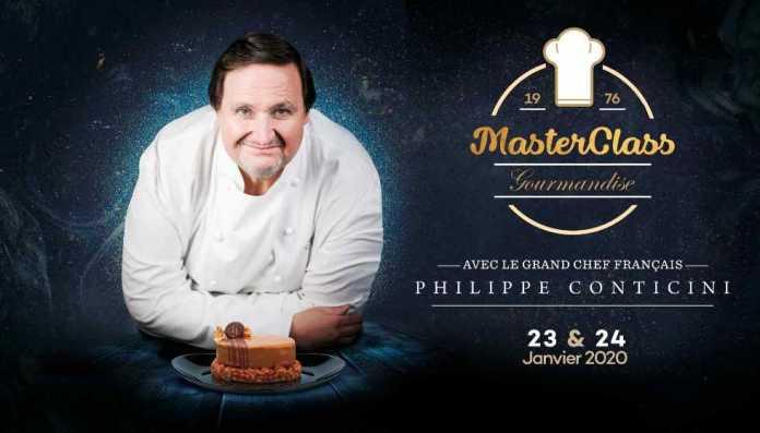 Gourmandise Philippe Conticini