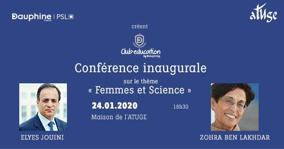 Création du Club Education by Dauphine