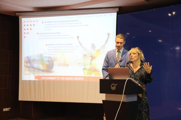 Florence Bonetti Sommet Afrique-France