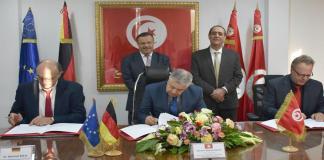 Secteur de l'eau Tunisie L'Economiste Maghrébin