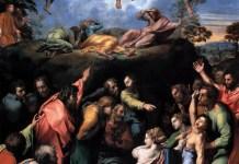 "Raffaello le portraitiste ""La transfiguration"""