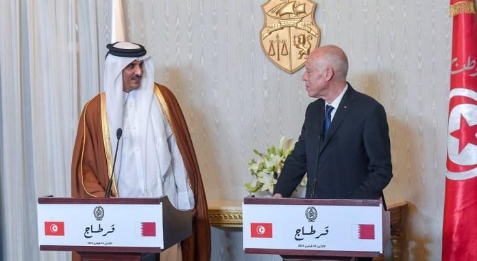 Tunisie Qatar
