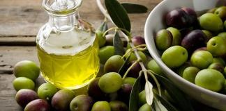 l'huile d'olive Olive Japan