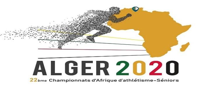 Covid-19 Championnats d'Afrique Athlétisme 2020