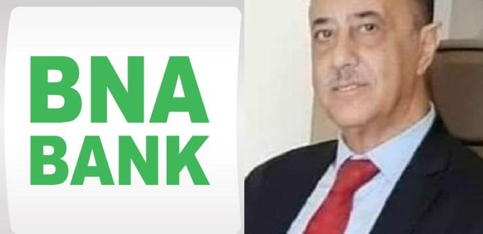 BNA Faouzi Cherif
