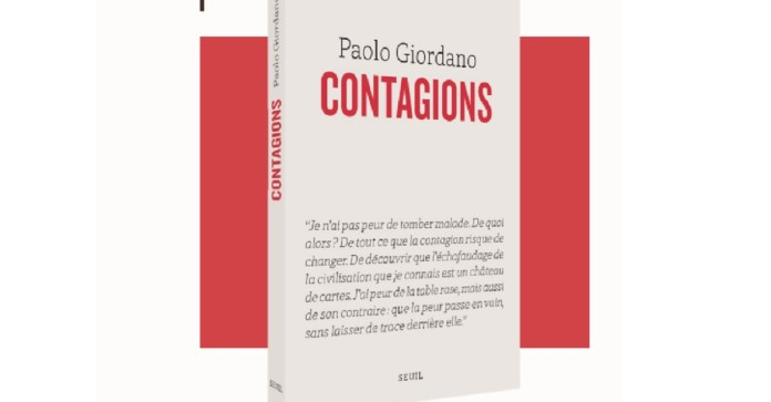 Contagions Paolo Giordano 1