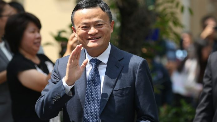Jack Ma Covid-19