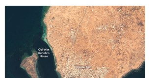 Djerba NASA Earth