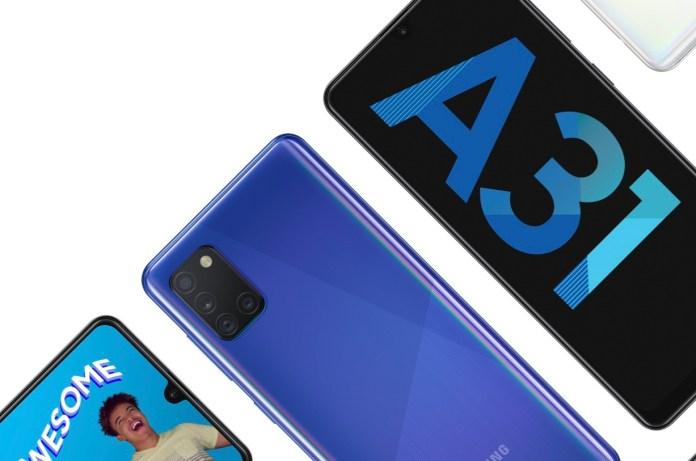 Galaxy A31