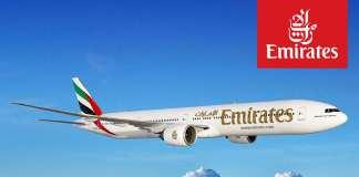 Emirates Reprise des vols