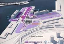 nouveau terminal Maghreb du port de Marseille-