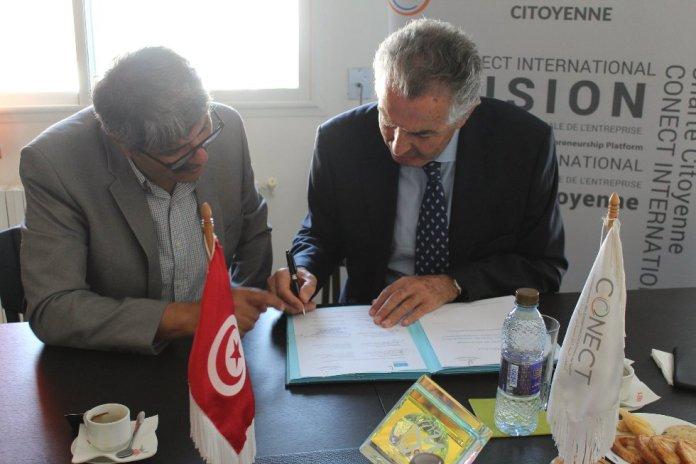 CONECT Programme Italie Tunisie