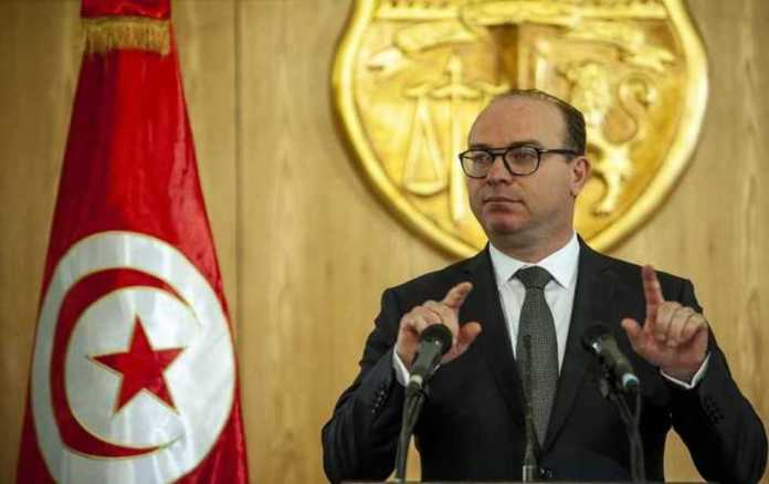 Démission Elyès Fakhfakh
