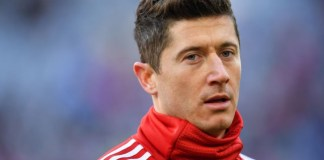 Robert Lewandowski-soulier d'or-
