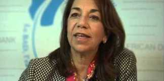 Akissa Bahri, ministre de l'Agriculture,