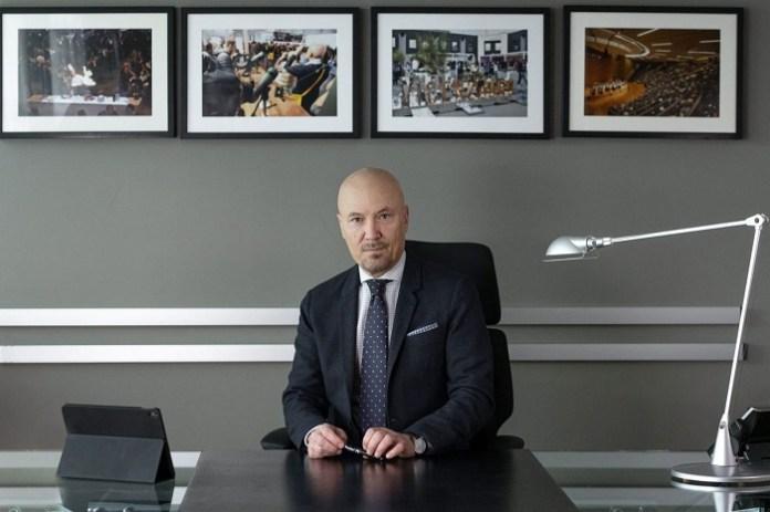 Corrado Peraboni, CEO Italian Exhibition Group