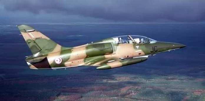 avion F-5 crash Remada