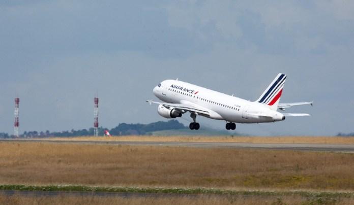 Hichem Mechichi Air France