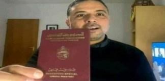 passeport spécial