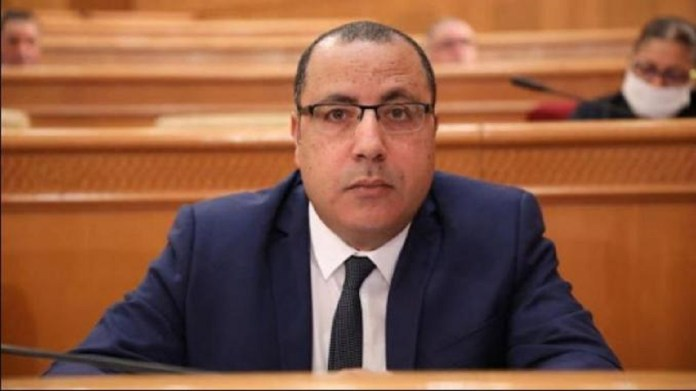 Hichem Mechichi chef du gouvernement