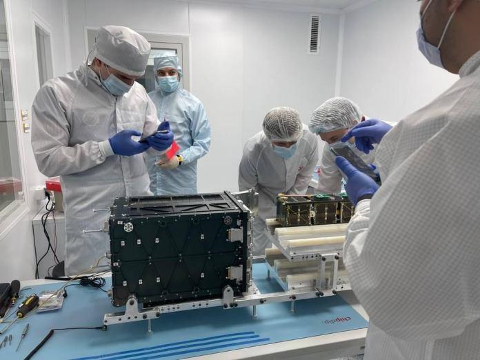 satellite tunisien
