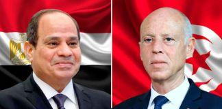 Egypte Tunisie