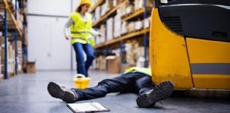 accidents de travail