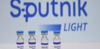 Spoutnik Light