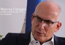 Marcus Cornaro UE Tunisie