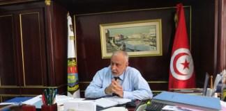 Kamel Ben Amara, Maire de Bizerte.