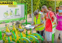 Kigali vélos