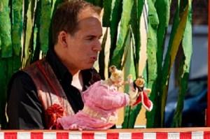 Florian le magnifique et ses marionnettes