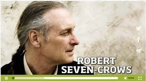 Le conteur Robert Seven Crows Bourdon
