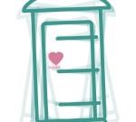 San Valentín de los baños secos