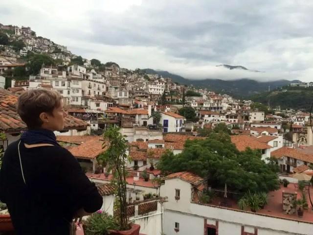 Veduta di Taxco
