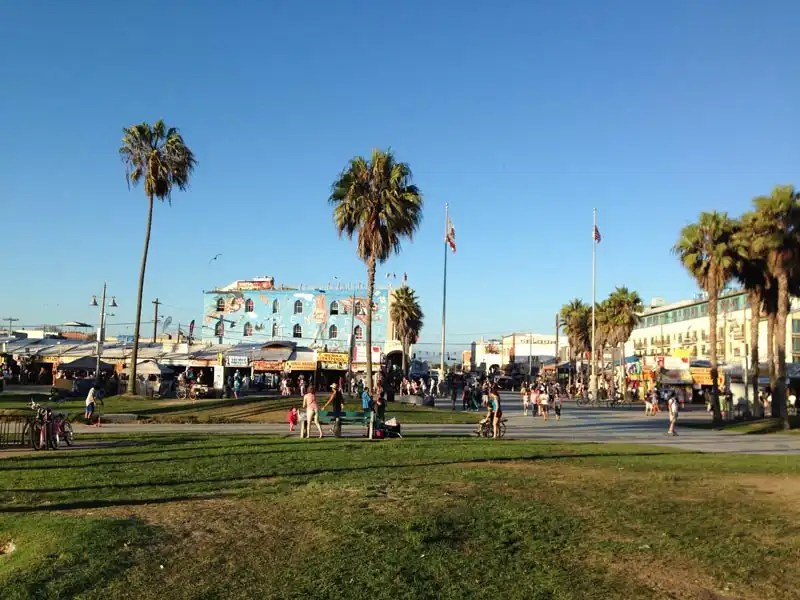 Venice Beach - Venice Boardwalk